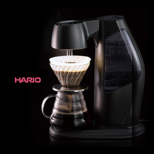 HARIO(ハリオ)から、新しく高性能コーヒーメーカー『V60オートプアオーバー SMARTQ サマンサ』登場。