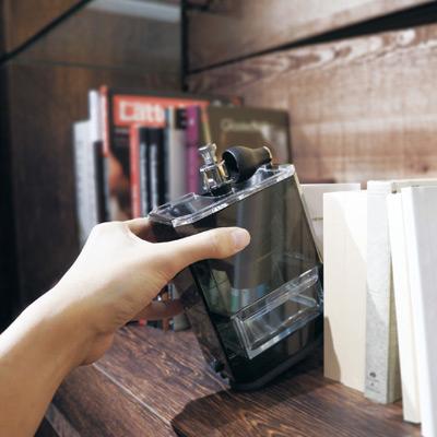 HARIO(ハリオ)  クリアコーヒーグラインダー MXR-2TB