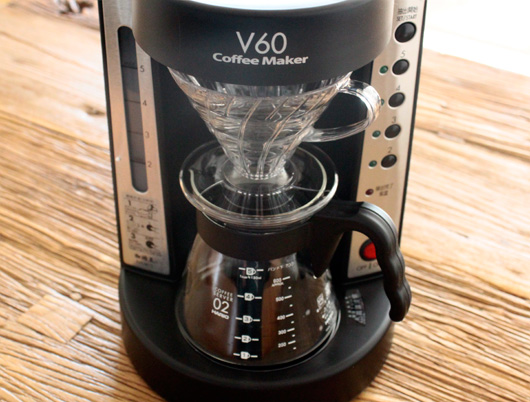 HARIO(ハリオ)のV60珈琲王コーヒーメーカー