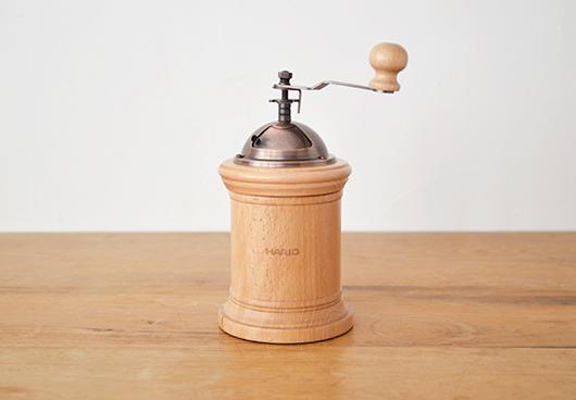 HARIO(ハリオ)コーヒーミル・コラム