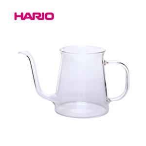 ハリオから、オンラインショップ限定でオール耐熱ガラスの『ガラスドリップケトル』が登場!これ、スゴイ良さそう!