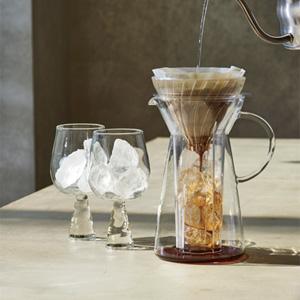 HARIO(ハリオ)から新登場!  V60グラスアイスコーヒーメーカー、いい感じです。