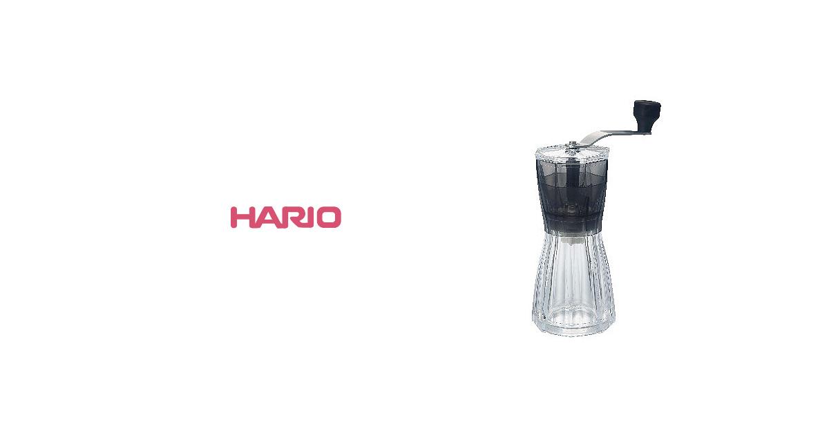 HARIO(ハリオ)コーヒーミル オクト