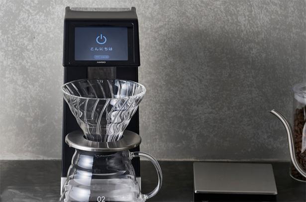 HARIO(ハリオ)の新しいコーヒーメーカー『V60オートプアオーバーSmart7』