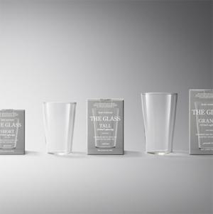 HARIO(ハリオ)  最もグラスらしいグラス『THE GLASS』