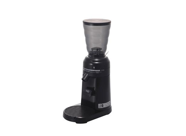 HARIO(ハリオ)から、本格的なコーヒーミル『V60 electric coffee grinder』が登場!