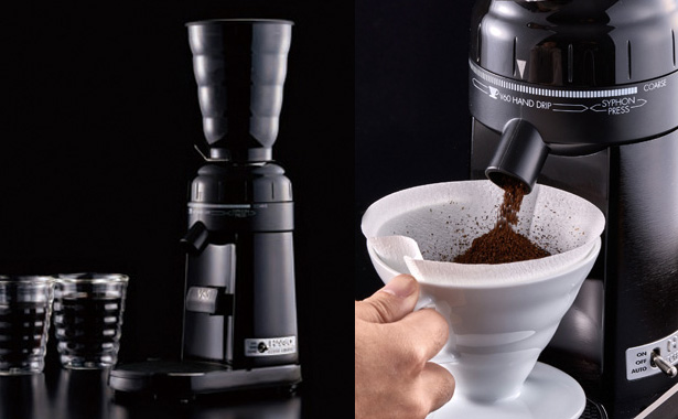 HARIO(ハリオ) V60 electric coffee grinder