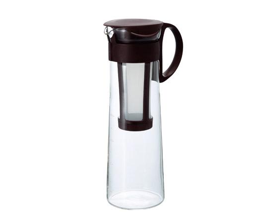 HARIO 水出しコーヒーポット ブラウン 1000ml