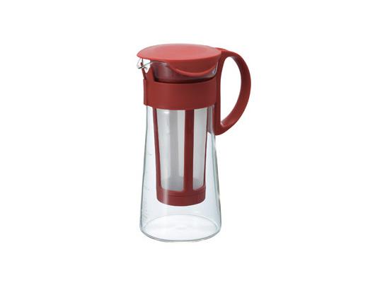 HARIO 水出しコーヒーポット レッド 600ml