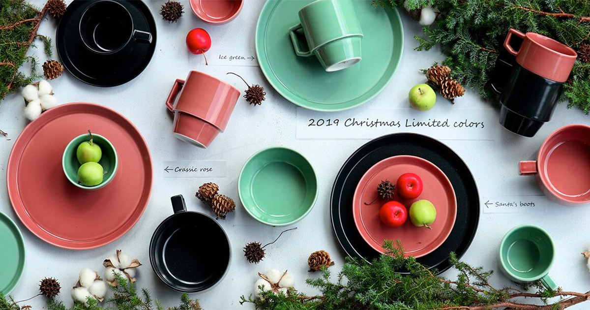 【HASAMI】数量限定クリスマス限定カラー2019