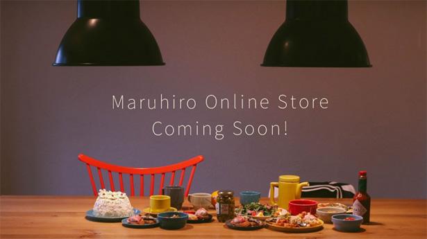 2017年2月、Maruhiro(マルヒロ)のオンラインショップ