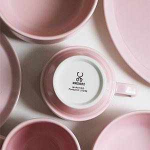 マルヒロのガレージセール、今回の限定品はHASAMIのピンク!可愛いすぎです。