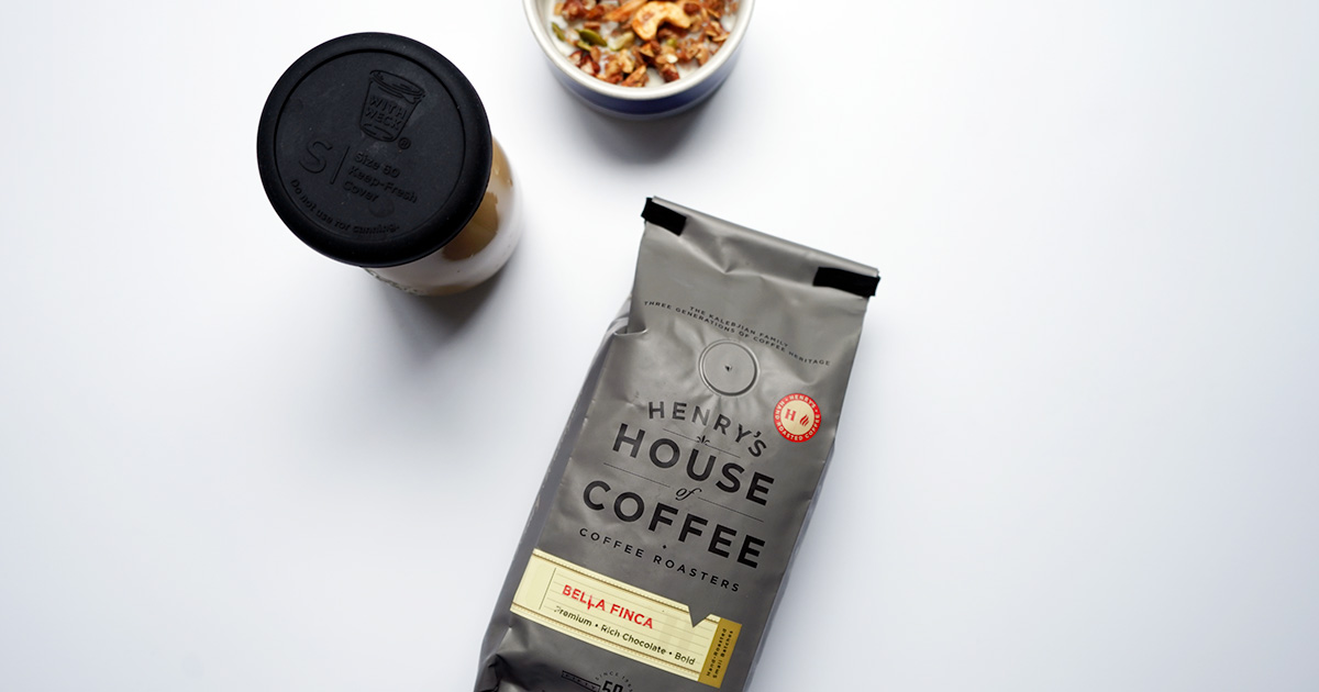 Henry's House Of Coffee  ブレンド『Bella Finca』