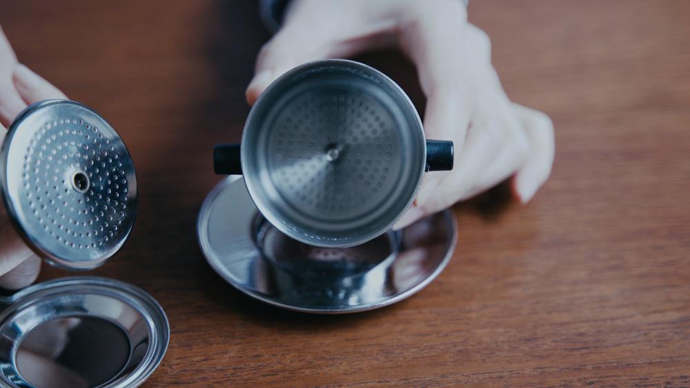 ハイランズコーヒー オリジナルステンレスフィルター