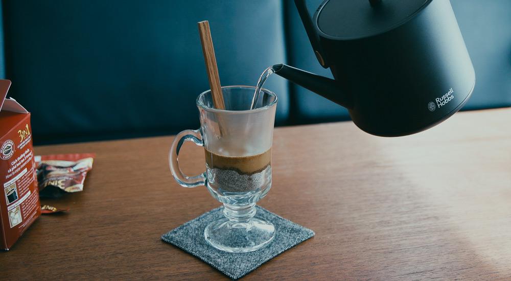 ハイランズコーヒー 3in1インスタントコーヒー