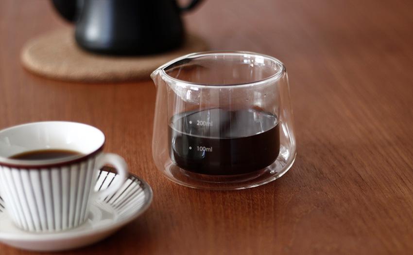 HMM® Clever Coffee Gaze コーヒーサーバー