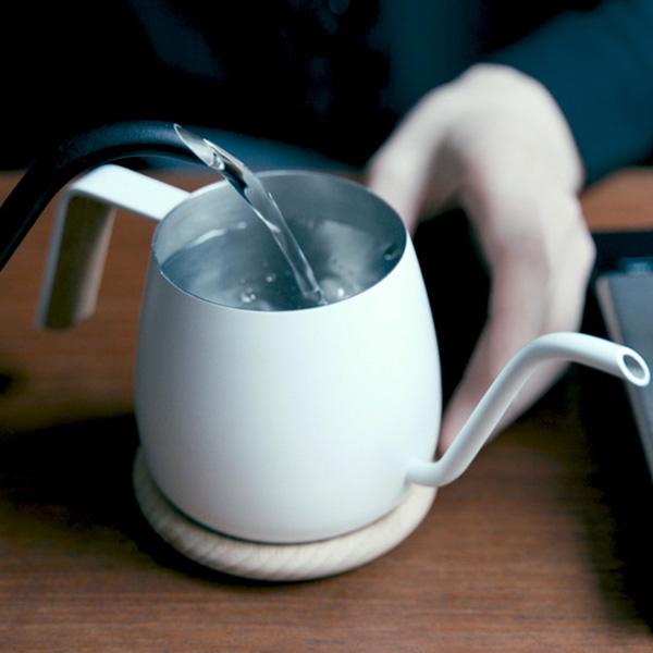 コーヒーを淹れるのに最適なお湯の温度