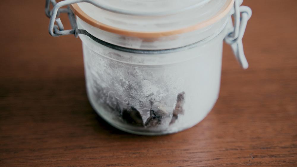 コーヒーの保存 冷凍