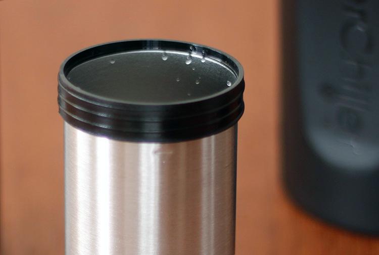 Hyperchiller(ハイパーチラー)水を入れる