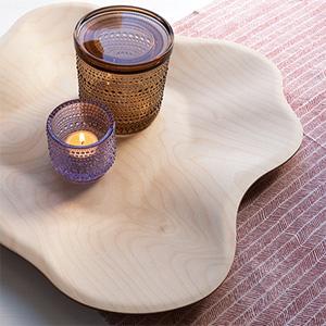Alvar Aalto Collection(アルヴァ・アアルトコレクション)に木製のボウルが登場!