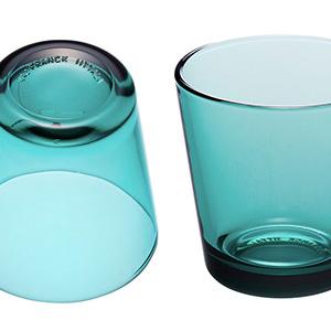 iittala(イッタラ)、カルティオなど  グラスシリーズの新色はエメラルド