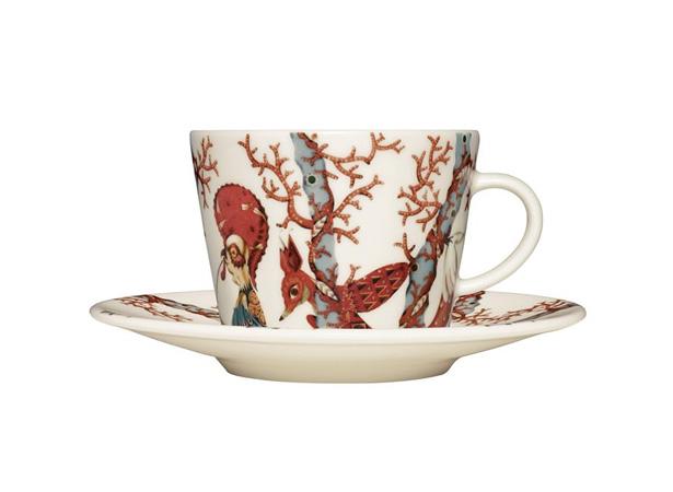 iittala(イッタラ)Tanssi(タンシ)コーヒーカップ&ソーサー