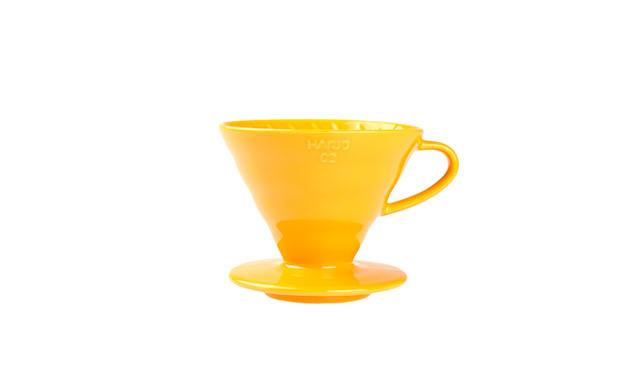 ILCANA(イルカナ)×ハリオ V60セラミックドリッパー オレンジ