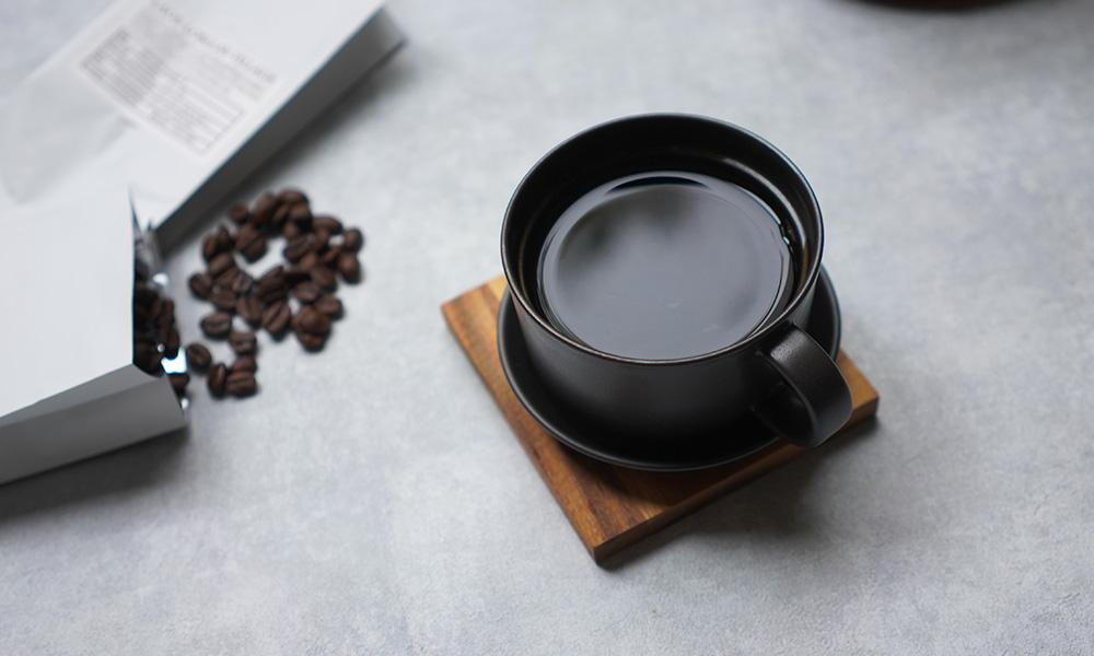 デカフェ専門店 innocent coffee ラオス
