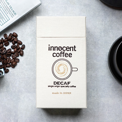 innocent coffee /イノセントコーヒー  Made in JAPAN DECAF liquid