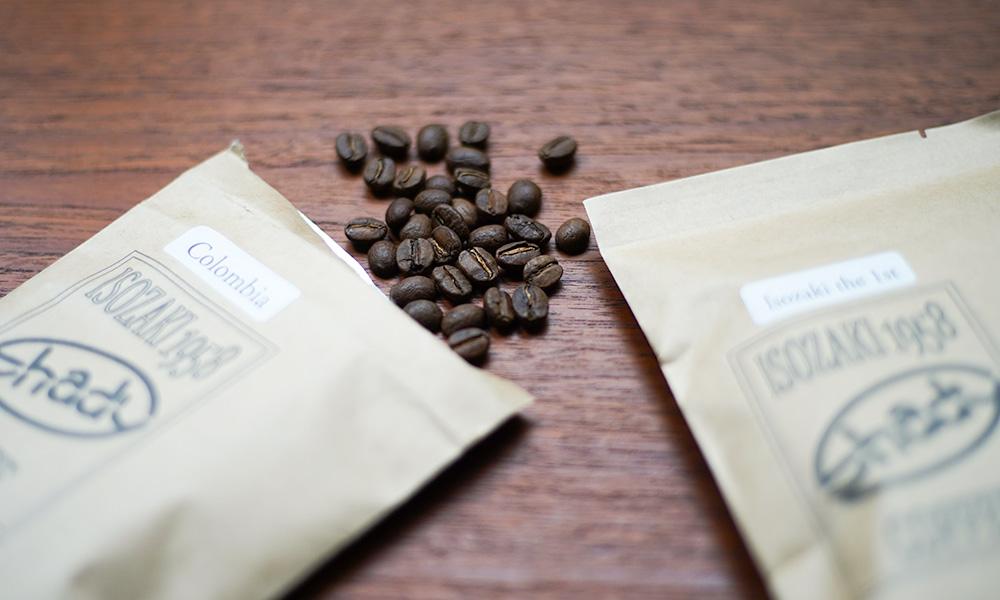 イソザキコーヒー shady コーヒー豆