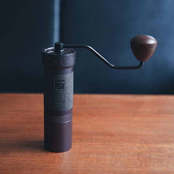まさに最高峰のコーヒーミル! 1Zpresso最上位日本モデル【JPpro】使用レビュー