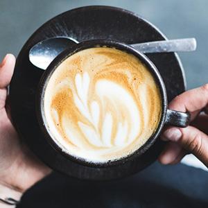 コーヒーの粉からできた『KAFFEFORM(カフェフォルム)』のカップ&ソーサーがすごい!