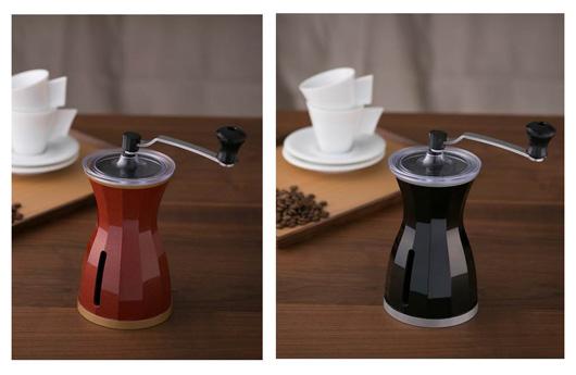 コーヒーハンター川島良彰氏と貝印の共同開発!スペシャリティコーヒーミル『The Coffee Mill』