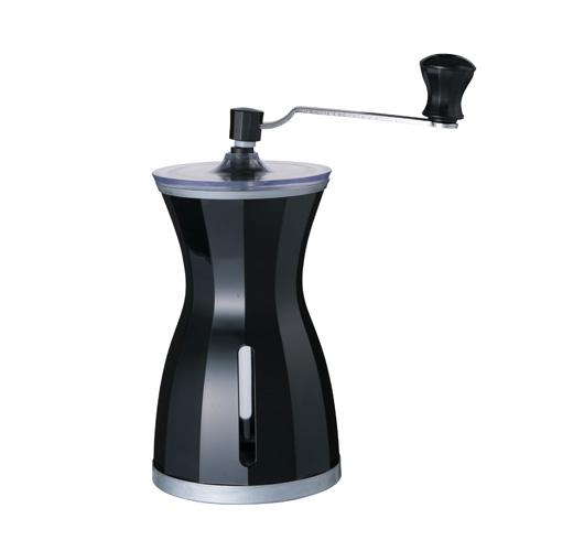 The Coffee Mill プレミアムシリーズ ピアノブラック