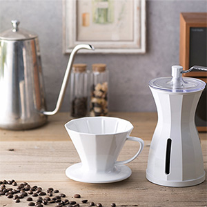 コーヒーハンター川島氏 × Kai Houseのコラボシリーズに『The Coffee Dripper(ザ コーヒードリッパー)』、登場!
