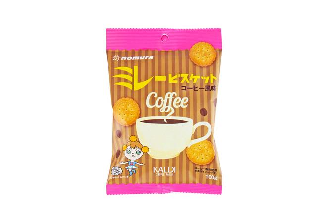 オリジナル ミレービスケットコーヒー風味