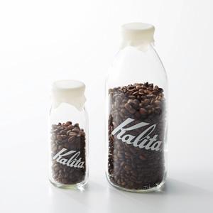 Kalita(カリタ)より牛乳瓶のようなビーンズボトル、『カリタ BB』が発売です。