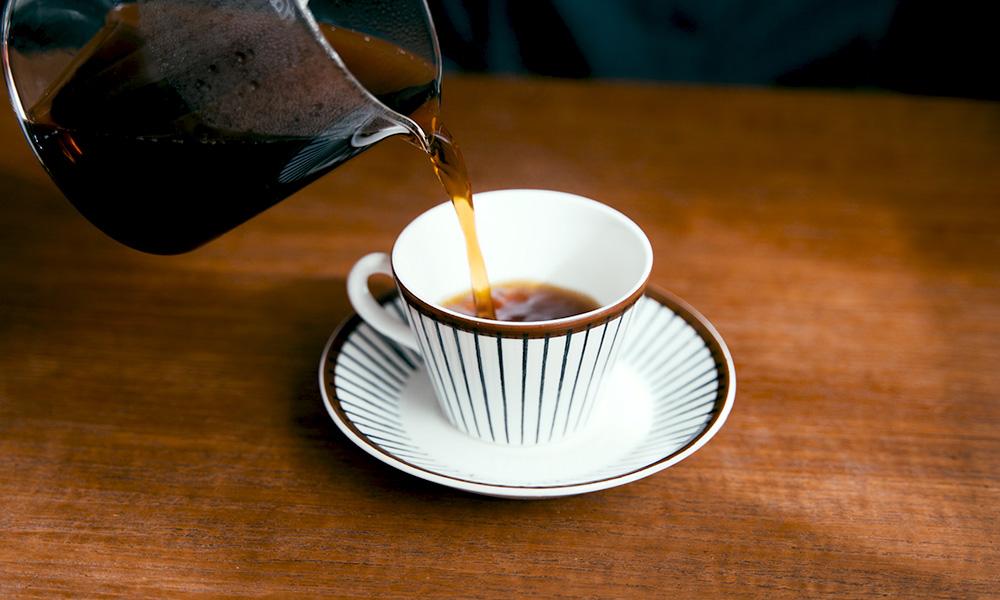 私のドリップコーヒーのいれ方【カリタ ウェーブ編】