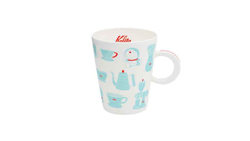 カリタ × ドラえもん マグカップ
