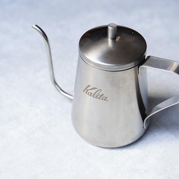 とにかく細い! Kalita/カリタのドリップポット SN500S【レビュー】