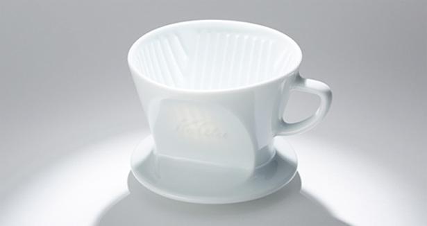 カリタ × 波佐見焼 コーヒードリッパー