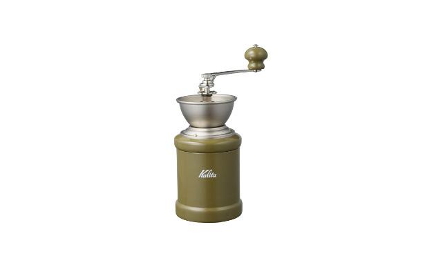 コーヒーミル KH-3C アーミィグリーン