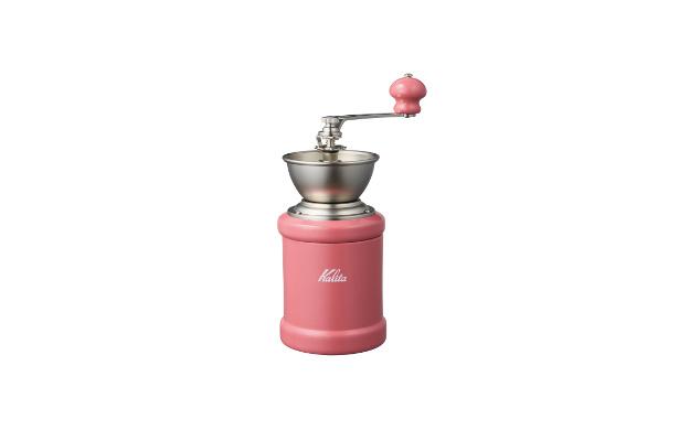 コーヒーミル KH-3C ピンク