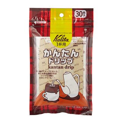 カリタ コーヒーフィルター かんたんドリップ