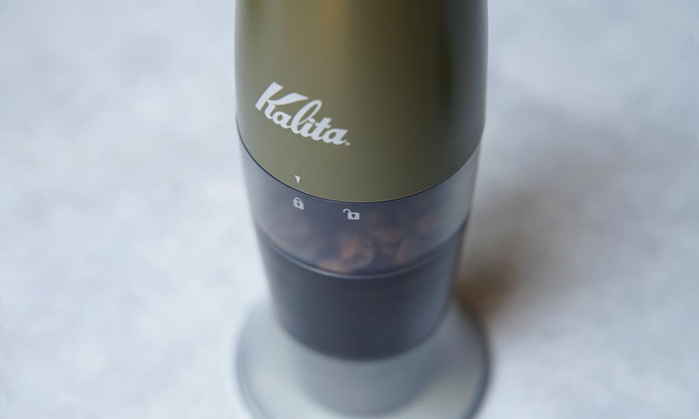 Kalita コーヒーグラインダー スローG15