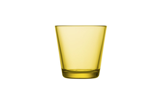 iittala(イッタラ)Kartio(カルティオ)タンブラー レモンカラー
