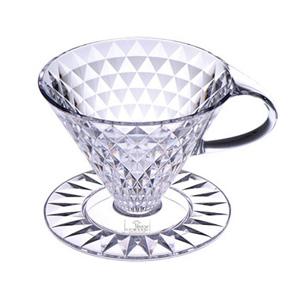 KEY COFFEEの技術の結晶  『KEY クリスタルドリッパー』新発売!