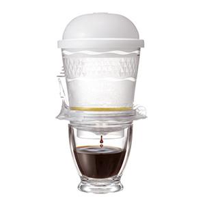 KEY COFFEE から新登場!電源不要、押すだけでエスプレッソのようなコーヒーがが作れる『PUSH PRESSO(押すプレッソ)』