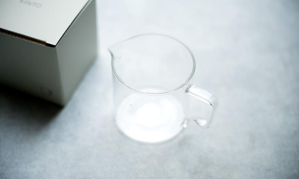 KINTO(キントー)OCT コーヒージャグ 300ml