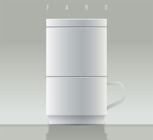KINTO(キントー)FARO(ファーロ)コーヒードリッパー&マグ